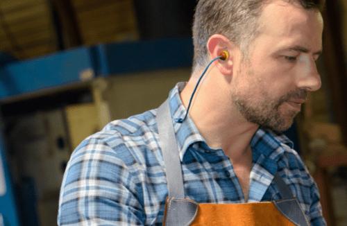 Plugfones hearing ear buds protection Kentucky