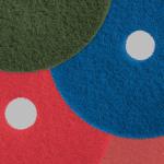 Circular Floor Cleaning Scrubbing Pads Kentucky