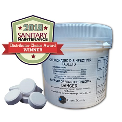 Sanitizing Amp Disinfecting Tablets Bluegrass Jan San And